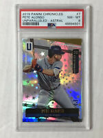 PETE ALONSO 2019 Unparalleled ASTRAL SP RC #7! PSA NM-MT 8! CHECK MY ITEMS!