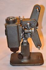 Vintage Revere Model P85 8mm Movie Projector with Case (1)