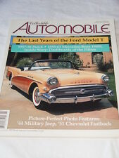 Collectible Automobile Magazine February 2001 Vol 17 - No 5