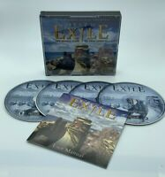 Myst III Exile Windows Macintosh PC CD-ROM Strategy Video Game With Manual