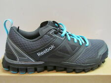 UK SIZE 6 - REEBOK REALFLEX SPEED 3.0 RUNNING GYM FITNESS TRAINERS - BLACK