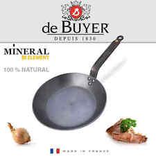 De Buyer - Poêle ronde 20cm Mineral B Element 5610.20