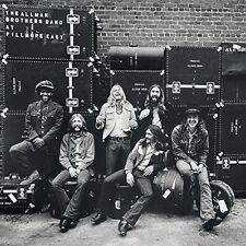 The Allman Brothers Band - At Fillmore East [New Vinyl] 180 Gram