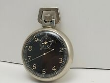 Wwii Elgin Type A-8 Bomb Timer Runs (But See Description) Vintage Ww2