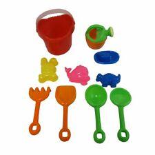 Generic 11 Piece Bucket Beach Toys