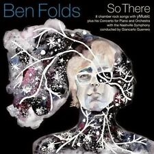 Ben Folds - So There [New & Sealed] Digipack CD