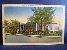 Postcard TN Kingsport the Kingsport Inn