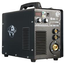Mig Mag / Mma 180A Igbt 230V Inverter Máquina Soldadora de Soldadura Muchos