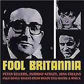 FOOL BRITANNIA - PETER SELLERS/ ANTHONY NEWLEY & JOAN COLLINS