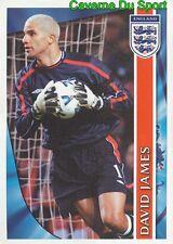 069 DAVID JAMES FIGURINE STICKER MERLIN WORLD CUP ENGLAND 2002