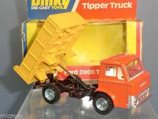 Ford Dinky Plastic Vintage Diecast Cars, Trucks & Vans