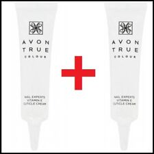2 X Avon True Colour Nail Experts Vitamin E Cuticle Cream 2 X 15 ml