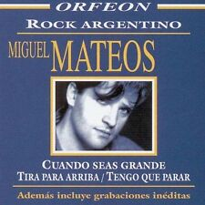 New: Mateos, Miguel: Rock Argentino Import Audio CD