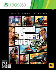 Grand Theft Auto V -- Collector's Edition (Microsoft Xbox 360, 2013)