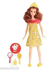 """Disney Dream Princess Belle in Nightgown 11"""" Tall Doll New by Mattel"""