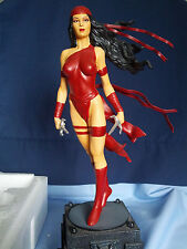 Elektra Statue Marvel Comics Bowen Designs. LOW #19 of 3000