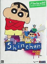 Shin Chan - Season 1 Pt. 1 (DVD, 2008, 2-Disc Set)