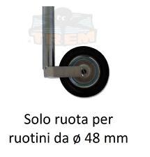 """CERCHIO RUOTA 2.50x8/"""" PER GOMMA 4,00x8/' CARRELLO GOMMONE BARCA"""
