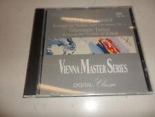 CD Concerto For Violin & Orchestra 1 de Paganini et Tartini