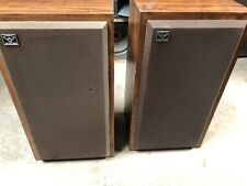Cerwin Vega D3 vintage speakers
