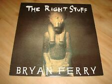 "BRYAN FERRY - THE RIGHT STUFF [VIRGIN 12""] EP"