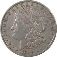 1896 O Morgan Dollar VF Very Fine 90% Silver $1 US Coin Collectible