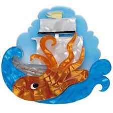 Erstwilder Brooch From The Deep Kraken BNIB