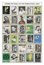 Panini World Cup Stickers 1978 Album PDF File - Other Collections Available