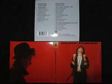 RARE 2 CD MELISSA ETHERIDGE / DELUXE EDITION /