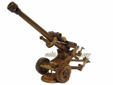 M119 M119A1 M119A2 105mm Field Artillery Howitzer Wood Wooden Military Model New