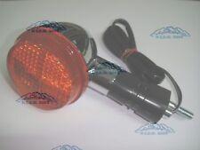 FLECHA COMPLETA CROMO DELANTERO DX 7039 DAELIM 125 VS Custom 2006 2007 2008