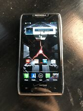 Motorola Droid RAZR - 16GB - Black (Verizon) Smartphone