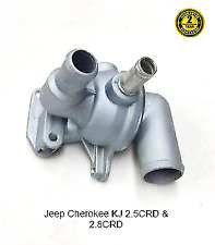 For Jeep Cherokee KJ 2.5CRD & 2.8CRD Thermostat 5072705AB 2002-2004
