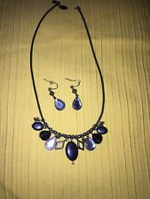 Pretty Next Necklace & Ear-rings