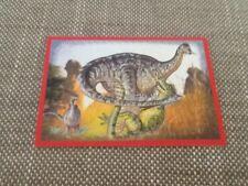 #18 Panini Dinosaurs Like Me sticker / unused