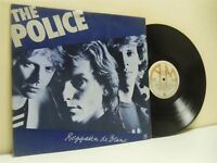 THE POLICE reggatta de blanc LP EX/EX- SP-4792, with inner sleeve, vinyl, album