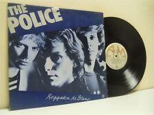 THE POLICE reggatta de blanc LP EX/EX- SP-4792, with inner sleeve, vinyl, album