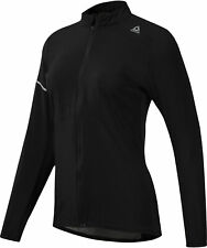 Reebok Lightweight Woven Womens Running Jacket - Black