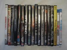 18 DVD + BlueRay Filme - Action, Horror, Komödie, Science Fiction- Videofilme