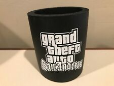 GTA San Andreas Collectible Beer Koozie Bar Holder Pub V IV Limited Edition RARE