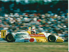 Opel Dallara German Formula Three 1994 Jos Verstappen Original Press Photograph