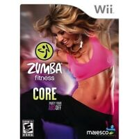 [Wii] Zumba Fitness Core