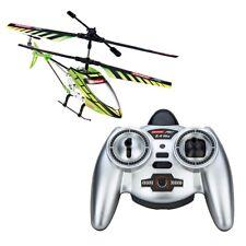 Carrera Chopper 2 RC Hubschrauber 2,4GHz Gyro ferngesteuert Helikopter Aluminium