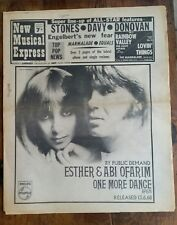 NME: New Musical Express feat Donovan, Stones, Humperdink 15th June1968