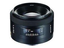 Objectifs Sony pour appareil photo et caméscope