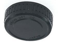 Used  original  Asahi Pentax K bayonet   rear  camera  Lens cap , made in Japan
