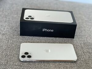 Apple iPhone 11 Pro Max - 256GB - Silver (Unlocked) Excellent Condition!
