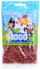 1000 Perler Rust  Color Iron On Fuse Beads   80-19020