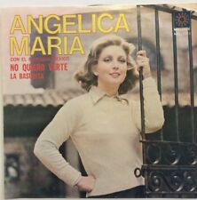 "ANGELICA MARIA CON EL MARIACHI MEXICO -NO QUIERO VERTE- MEXICAN 7"" SINGLE PS"