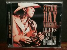 Stevie Ray Vaughan - Blues You Can Use CD SEALED '87 broadcast